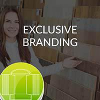 Exclusive branding