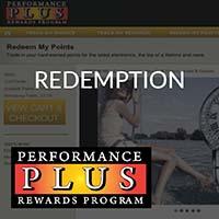 Performance Plus Redemption